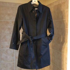 Liz Claiborne trench coat. NEVER worn!!